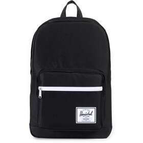 Herschel Pop Quiz Rugzak, black/black